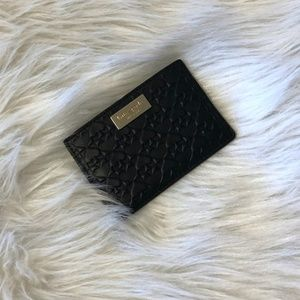 Kate Spade Penn Place Embossed Leather Wallet